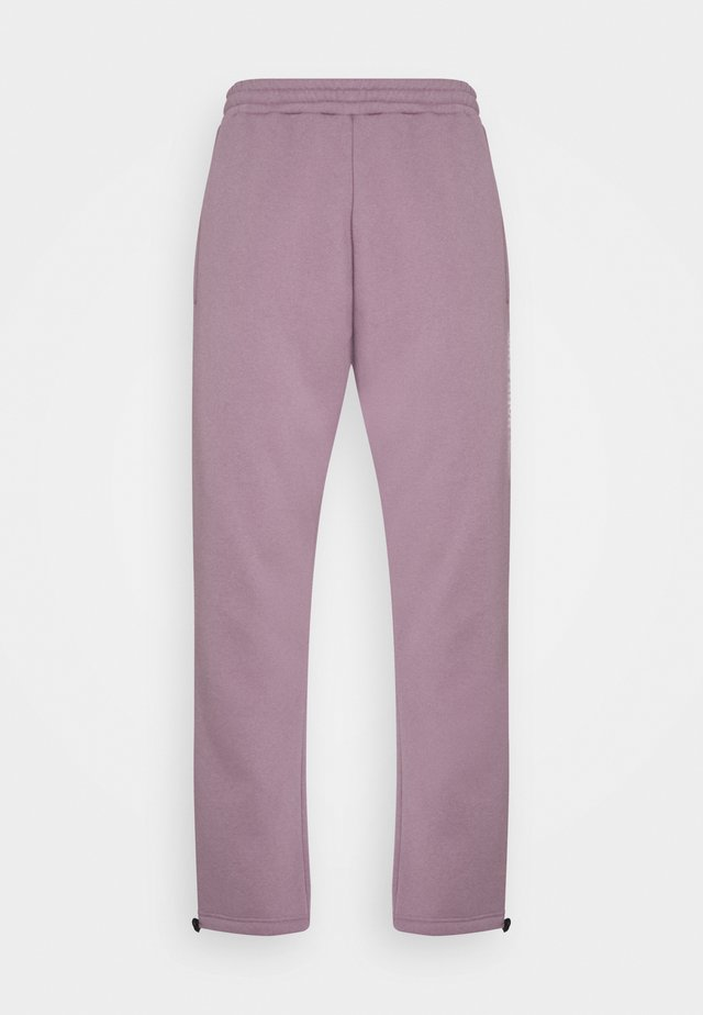PANTS UNISEX - Trainingsbroek - lilac