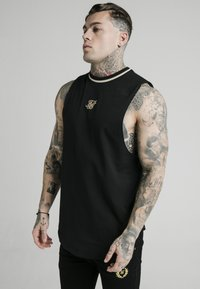 SIKSILK - Top - black - 0