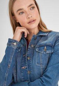 Next - PETITE - Denim jacket - royal blue - 2
