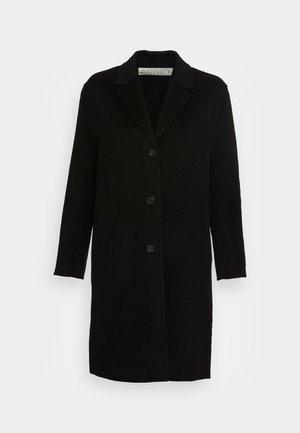 COAT - Klasický kabát - black