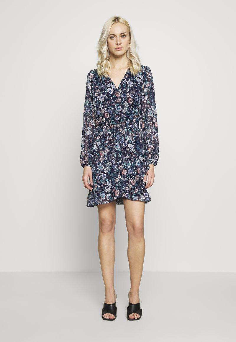 NAF NAF - LEONIE - Sukienka letnia - multico motif