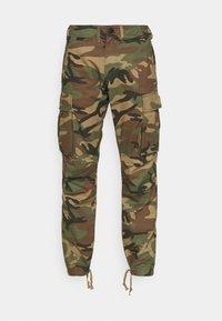 ARMY - Cargo trousers - khaki