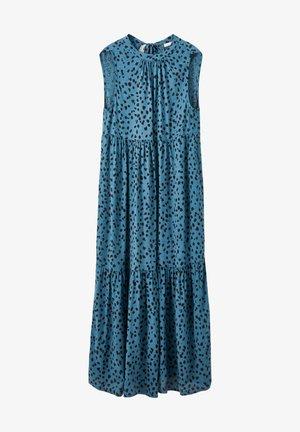 Maxi šaty - blue