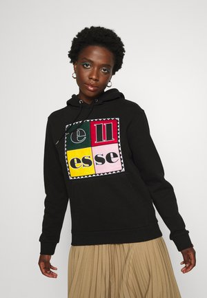 PERCANU - Sweatshirt - black