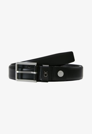 FORMAL BELT - Pasek - black