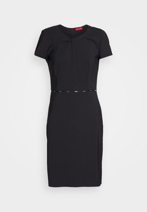 KILENE - Shift dress - black