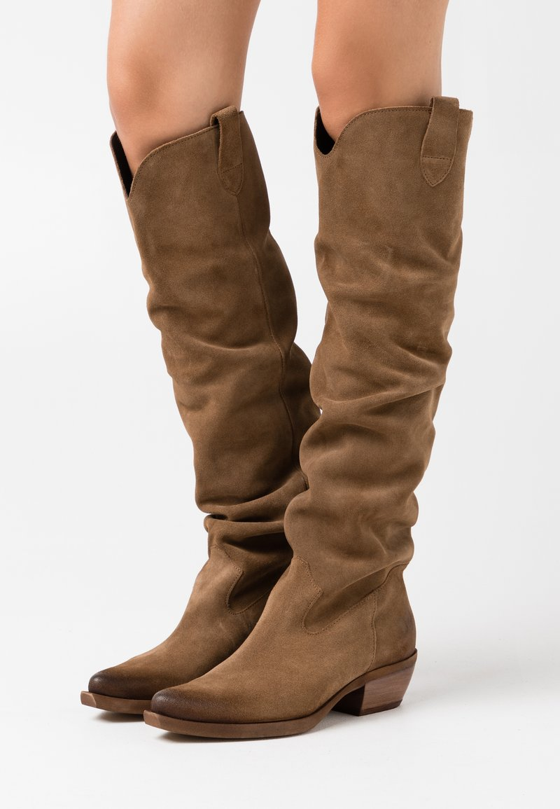 Felmini - EL PASO - Over-the-knee boots - marvin stone