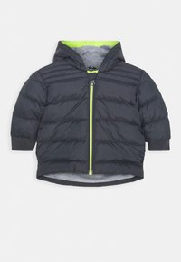 Timberland - PUFFER JACKET BABY - Winter jacket - charcoal grey - 0