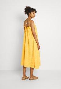 EDITED - EMELIA DRESS - Maxi dress - marigold orange - 2