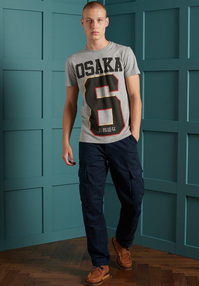 Uomo OSAKA - T-shirt con stampa