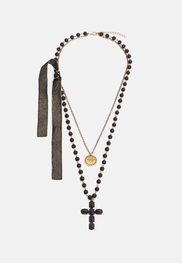 Necklace - nero