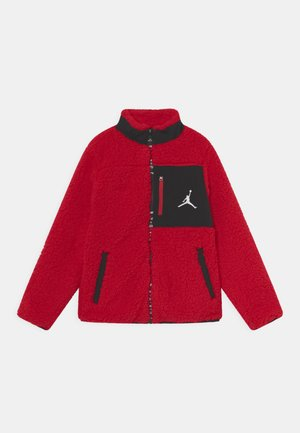 UNISEX - Fleece jacket - gym red