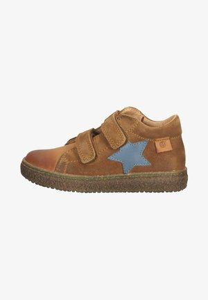 Sneakers laag - leder