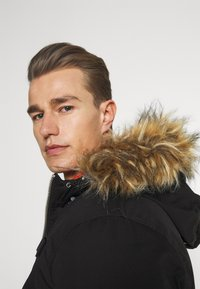 Schott - POWELL - Winter jacket - black - 4