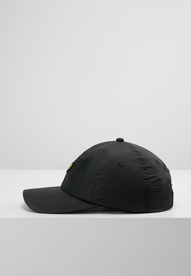 Lyle & Scott Ripstop Cap - True Black/schwarz