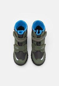 Superfit - HUSKY - Winter boots - grün/blau - 3