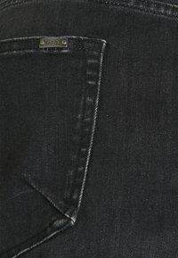 Tigha - MORTY - Slim fit jeans - vintage black - 2