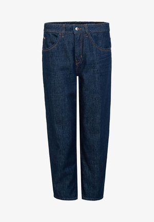 SHELTER - Straight leg jeans - blue