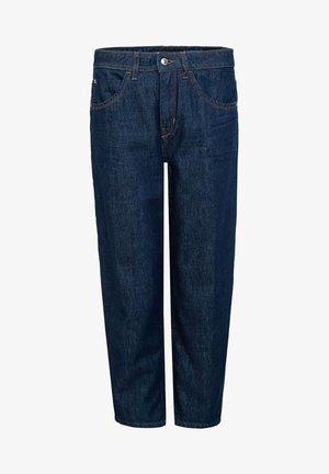 SHELTER - Straight leg jeans - blue