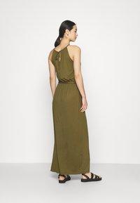 Even&Odd - Maxi dress - green - 2