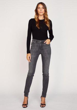 Slim fit jeans - tl-gris