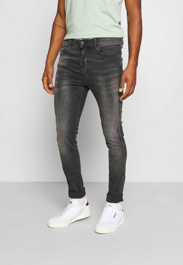 ISTORT - Jeans Skinny Fit - anthrazit