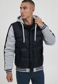 Blend - OUTERWEAR - Summer jacket - black - 0
