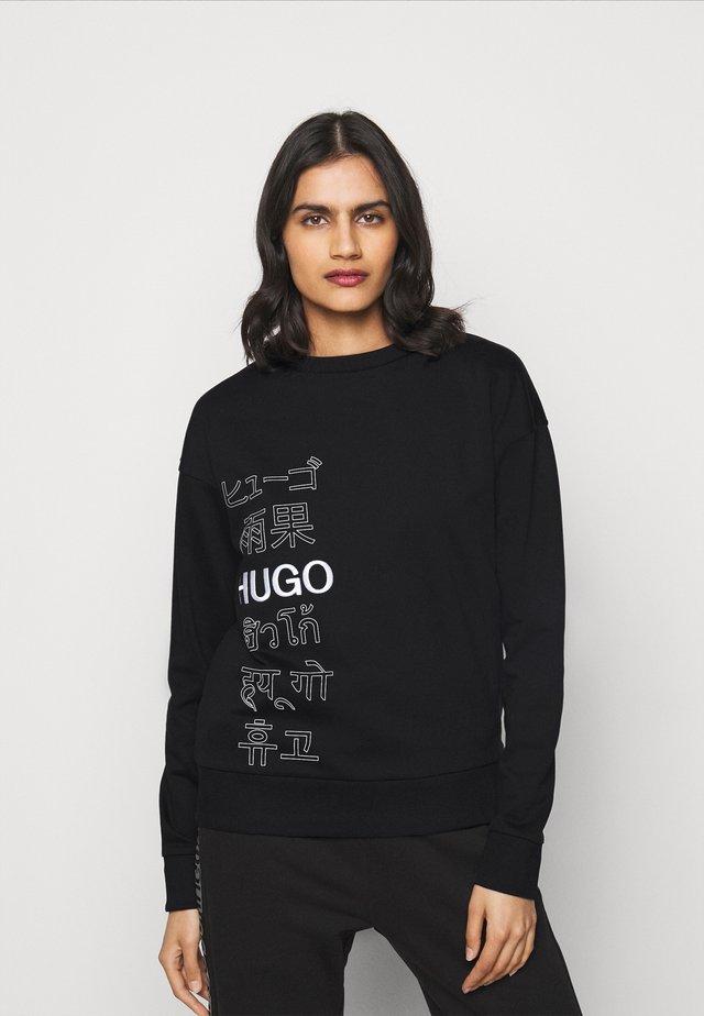 NAKIRA - Sweatshirt - black