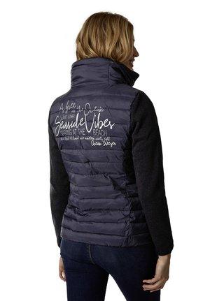 MIT ARTWORKS - Winter jacket - blue navy