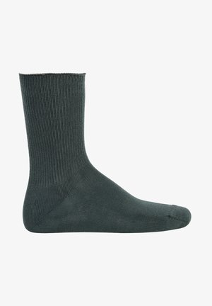 1 PAAR - RELAX SOFT, OHNE - Socks - dunkelgrün