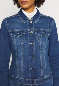 comma - Denim jacket - blue denim - 4