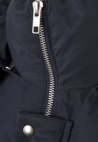 Henrik Vibskov - TILES LONG COAT - Winter jacket - navy - 10