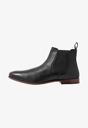 BANKS CHELSEA - Botki - black