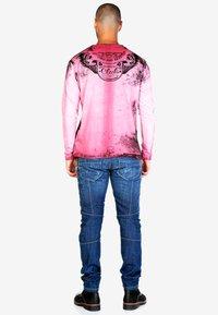 Cipo & Baxx - Straight leg jeans - blue - 1