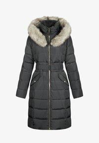 ORSAY - Down coat - dunkelgrau meliert - 3