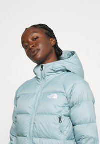 The North Face - HOOD - Down jacket - tourmaline blue - 4