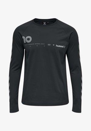 LGC MUSA  - Bluzka z długim rękawem - black