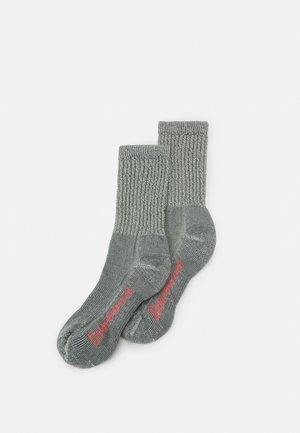 WOMENS CLASSIC HIKE LIGHT CUSHION CREW - Sports socks - medium gray