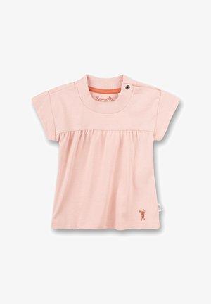 T-shirt basic - rosa