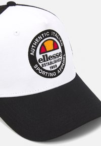 Ellesse - PONTRA TRUCKER UNISEX - Cap - black/white - 3