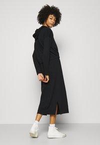 edc by Esprit - 2 IN 1 DRESS - Jumper dress - black - 2