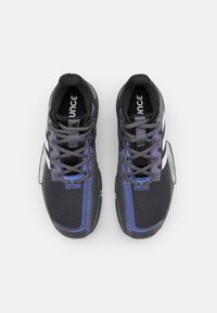 adidas Performance - SOLEMATCH BOUNCE CLAY - Tennisskor för grus - core black/footwear white/grey five - 3