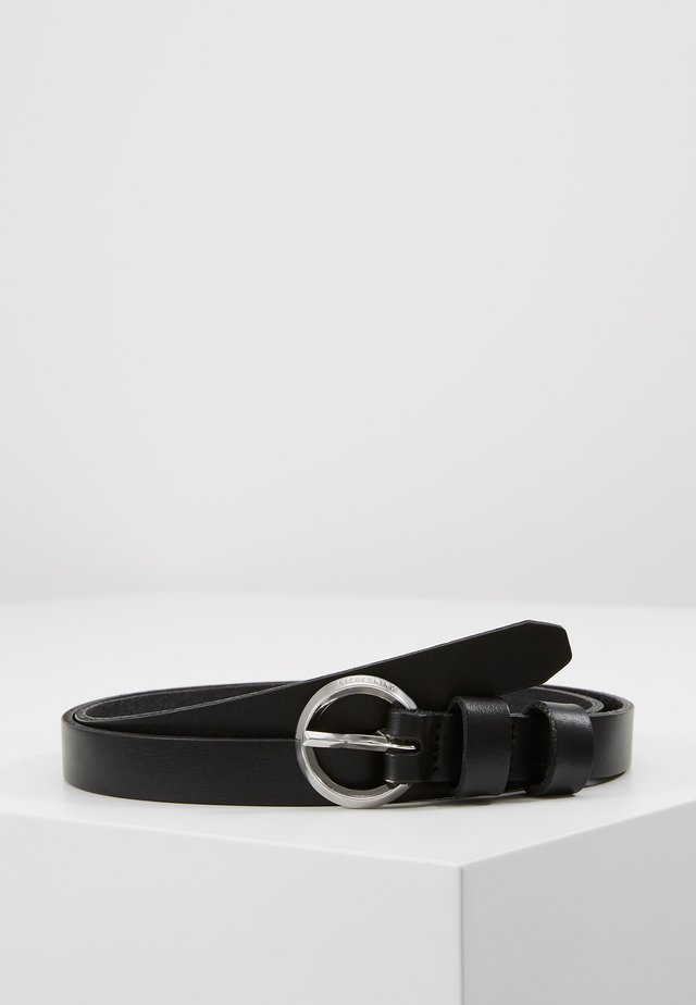 BELT VACCHE - Cintura - black
