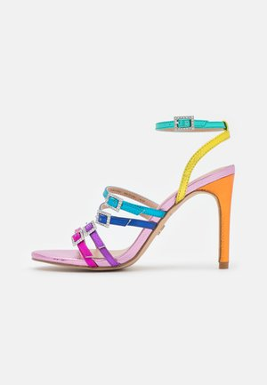 PIERRA - Sandals - multicolor