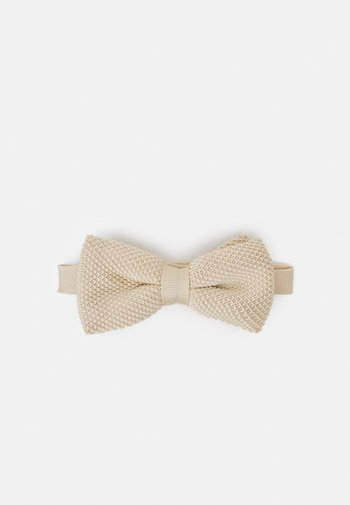 JAGGER BOWTIE - Bow tie - champagne