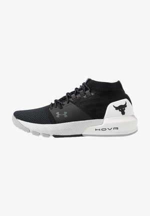 PROJECT ROCK 2 - Sports shoes - black/white