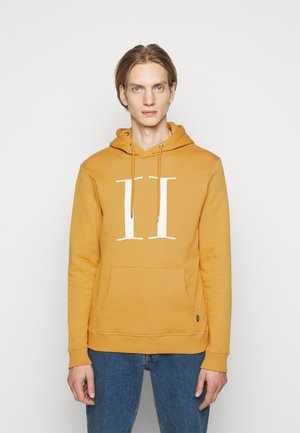 ENCORE HOODIE - Hoodie - spruce yellow/off white