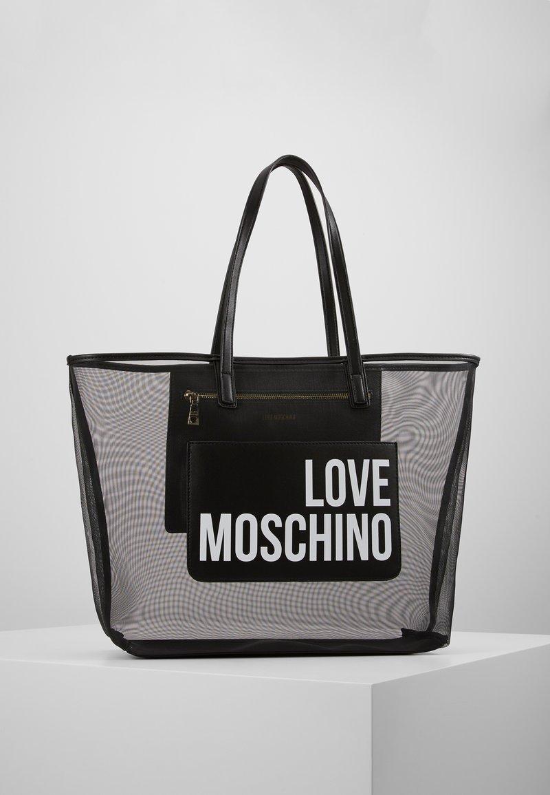 Love Moschino - Shopping bag - black