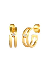 DIAMORE - Earrings - gold - 4