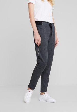 Teplákové kalhoty - black/grey